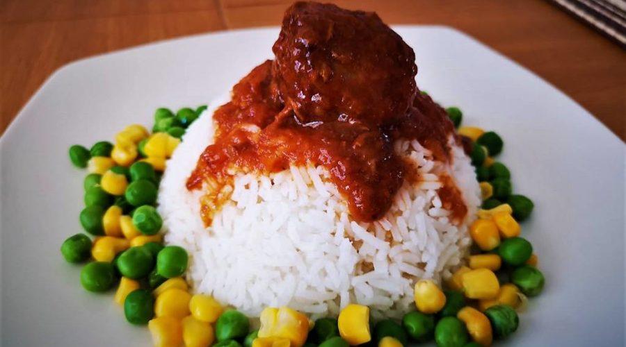 Μοσχαράκι με ρύζι! Μαμαδοφαγάκι με μυστικά!